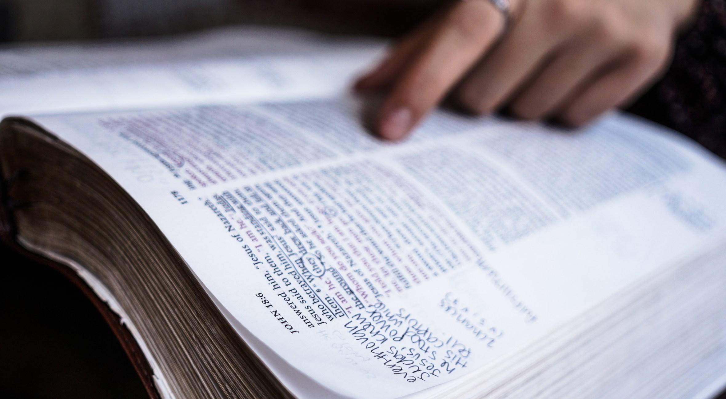 THE INEVITABLE DISORIENTATION OF BIBLICAL ILLITERACY